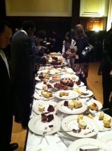 Peer Awards 2011 Desert Spread