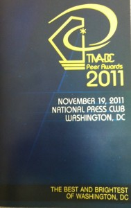 TIVA-DC Peer Awards