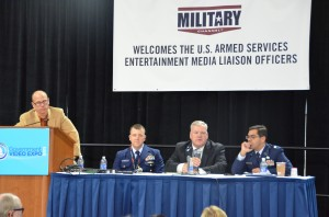 Lights Camera Military Action Guest Speaker Panel