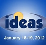 Logo for the Interagency Disability Educational Awareness Showcase (IDEAS) in Washington DC hosted by USDA