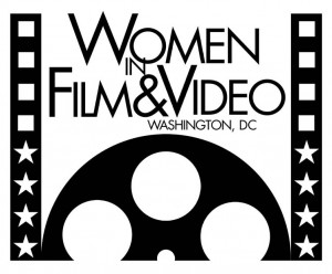 Logo for Women in Film and Video
