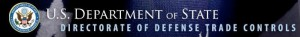 U.S. State Department - DDTC Logo