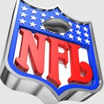 NFL 3D Logo