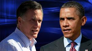 Romeny and Obama Square off!