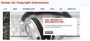 Copyright Alert System Prepareing for Implementation