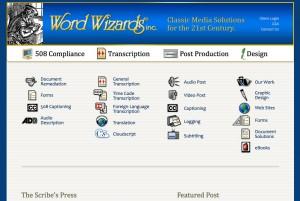 Word Wizards, Inc. New Website