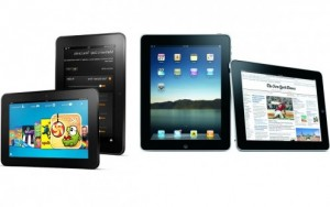 iPad vs Kindle - The battle of the eReaders!
