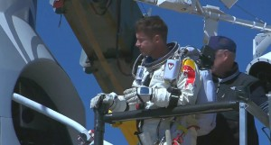 Red Bull Mission Stratos - Felix Baumgartner Prepares for Launch