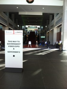 This way to The Government Video Expo!