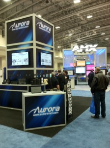 Aurora vs. AMX, battle for touch sreen dominance!