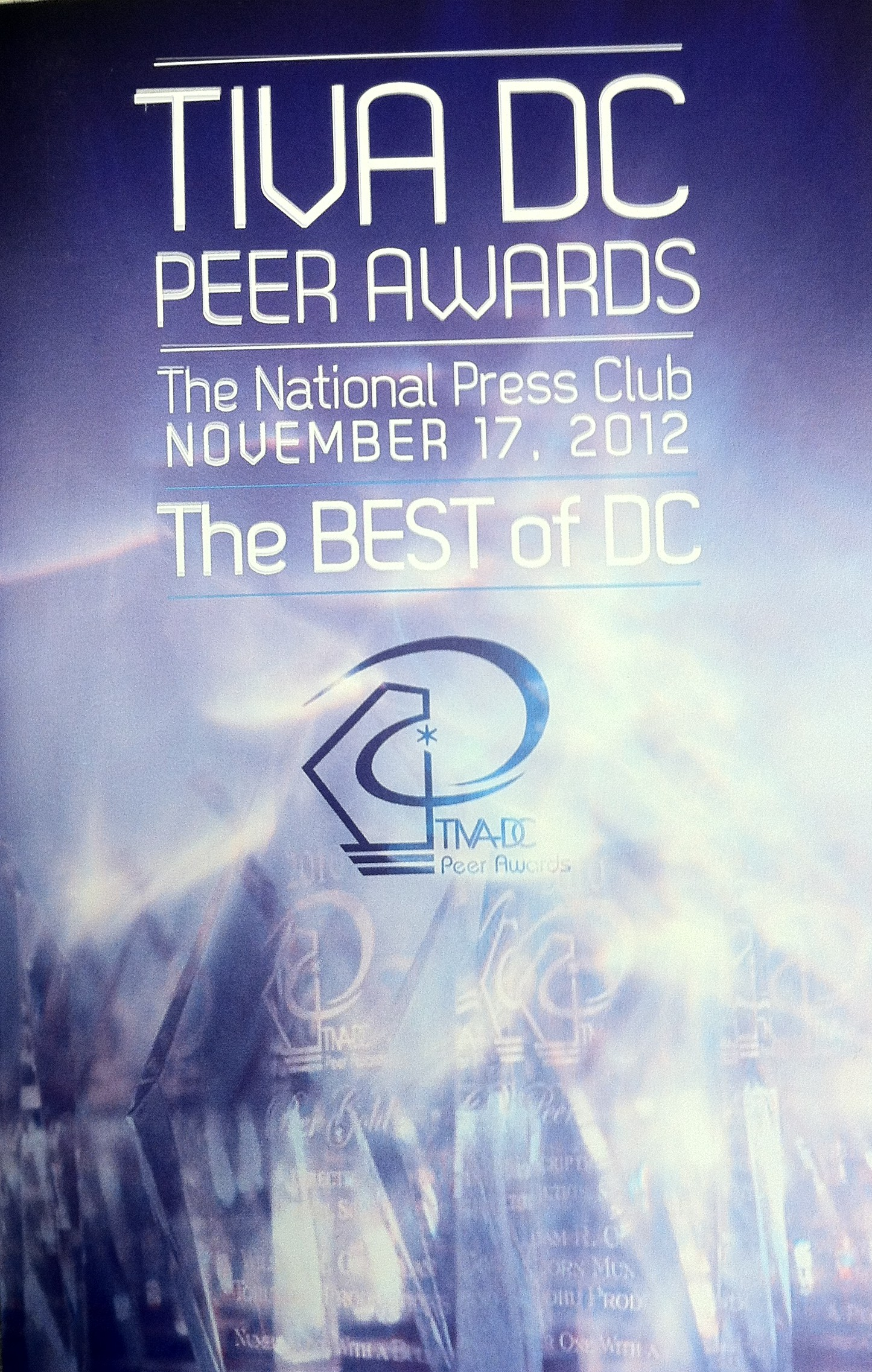2012 Peer Awards Program
