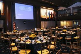 The National Press Club Ballroom
