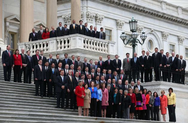 The Freshmen of the 113th Congress of The USA.