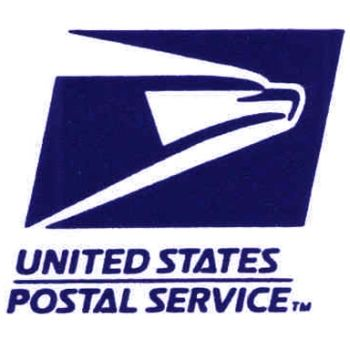 USPS Logo in Blue