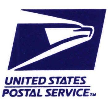 USPS Logo in Blue