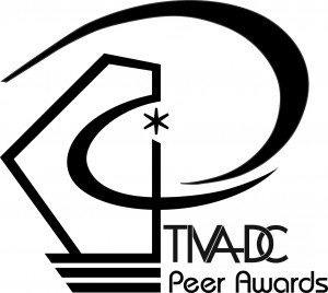 TIVA DC Peer Awards logo