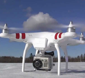 DGI Phantom Quadcopter
