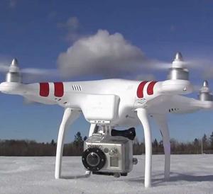 DGI Phantom Quadcopter