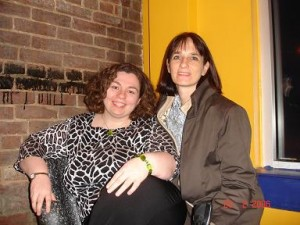 Photograph of founders Erica Ginsberg and Adele Schmidt