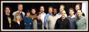 Staff of the 2014 TIVA Board