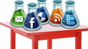 Using social media to promote science programming. (flavor image)