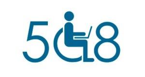 508 compliance logo.