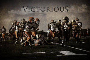 Victorious: Women of The Gridiron