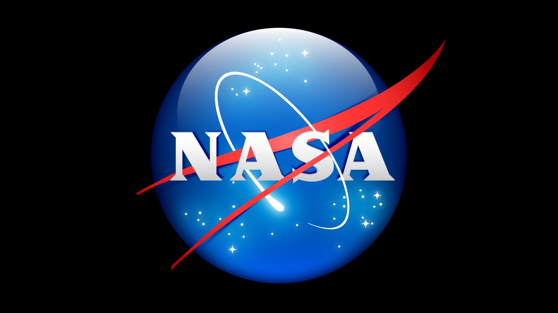 NASA Logo - Glossy